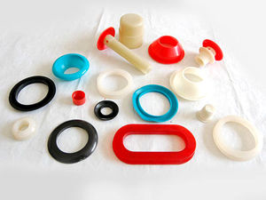 OEM Customized Custom Rubber Component pictures & photos