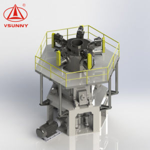 Ultrafine Vertical Grinder Mills with ISO9001