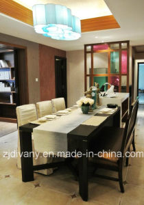 European Modern Wood Dining Table (E-24) pictures & photos
