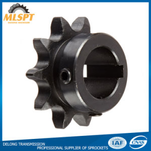 Manufacturer OEM Standard Roller Chain Harden Teeth Finished Bore Split Tapered Drive Sprocket pictures & photos