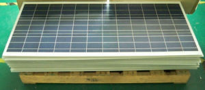 Solar Power System China Manufacturer Solar Cell Poly Solar Panel 200W pictures & photos