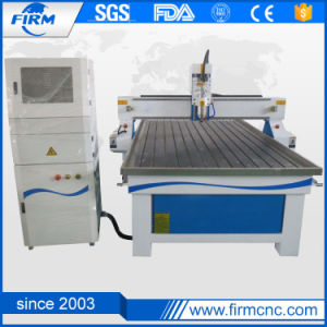Ce Approved Plywood MDF Wood Engraving Cutting CNC Router Machine pictures & photos