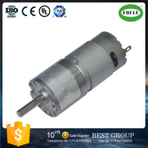 Micro Gear Reduction Motor, DC Motor Small Household, pictures & photos