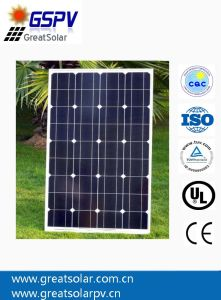 80W Mono Solar Panel, Factory Direct, with CE TUV Certification pictures & photos