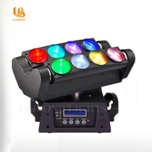 Party Decoration Sound System Professional LED Beam Spider Light pictures & photos