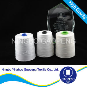 OEM High Quality Raw White Cotton Thread pictures & photos