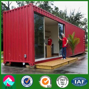 Modified Shipping Container House for Living (XGZ-PCH 011) pictures & photos