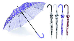 Sraight Automatic Water Ripple Design Umbrella (YS-SA23083924R)