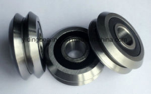 "Large in Stock V Groove Wheel Bearing RM2zz RM2 2RS 3/8"" Inner Diameter pictures & photos"