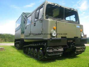 High Quality Hagglund BV 206 Crawler Track pictures & photos