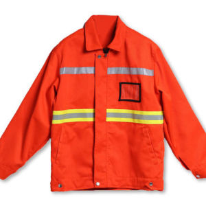 High Quality Reflective Jacket for Cleaning Workers (C2407) pictures & photos