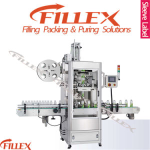 New Design Stretch Sleeve Labeling Machine pictures & photos