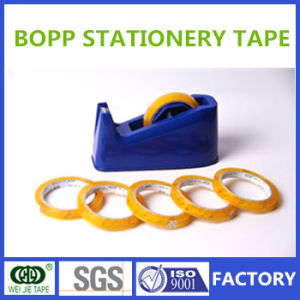 High Quality BOPP Water Based Crystal Stationery Tape pictures & photos