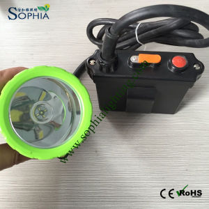 5W CREE LED Safety Headlamp, Safety Cap Lamp Lithium 6.6ah or 11ah