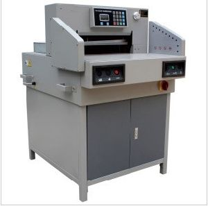 Electrical Numerical Paper Guillotine (HS-E650R) pictures & photos