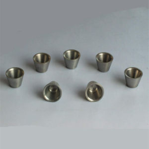 Manufacture 99.95% Pure Tungsten Crucible/Tungsten Melting Crucible pictures & photos