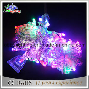 2016 Holiday Light Christmas Decoration Light LED 5mm LED String Lights pictures & photos