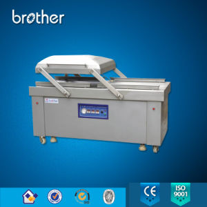 Automatic Busch Vacuum Pump Double Chamber Vacuum Packing Machine pictures & photos