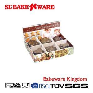 Mini Cake Pan Display Box Carbon Steel Nonstick Bakeware (SL BAKEWARE)