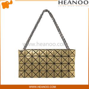 Fashion Prism Bastic Triangle Shapes Clutch Daytime Shoulder Evening Bag pictures & photos