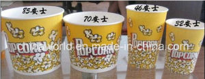 Paper Popcorn Cup Making Machine. Big Cup Machine pictures & photos