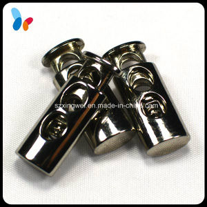 Custom Toggle Alloy Metal End Cord Stopper for String pictures & photos