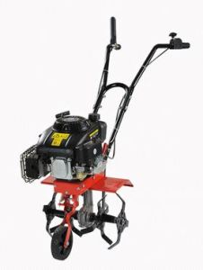 Farm Machinery Rotary Cultivator Mini Power Tiller Cutting Width 400mm pictures & photos