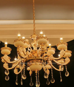 Phine European Home Decoration Lighting with Zinc Alloy Fixture Pendant Lamp pictures & photos