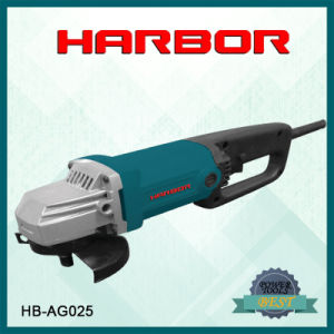 Hb AG025 Harbor Electrical And Non Home Appliances Angle Grinder