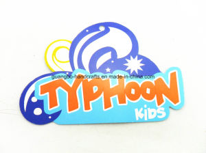 Custom Design Garment Accessories Cartoon Badge Kids Hang Tags pictures & photos
