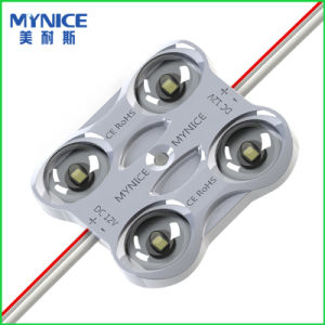 UL/Ce/RoHS New Arrival LED Injection Module with Len for Channel Letter and Light Box pictures & photos