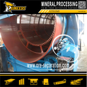 Large Mining Alluvial Gold Ore Processing Plant Mobile Trommel Screen pictures & photos