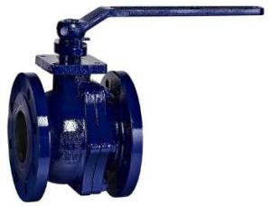 Cast Iron Floating Ball Valve