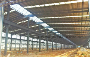 Industrial Steel Structure Workshop Warehouse Metal Shed Building pictures & photos