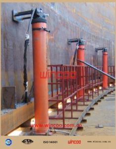 Hydraulic Jacking System for Tank/Automatic Tank Liftertank Hydraulic Jacking up System/ Top to Bottom Construction Equipments/ Elevators/Lifting Equipments pictures & photos