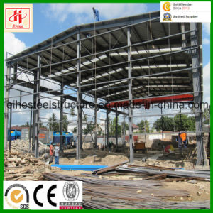 Professional Supplier of Steel Structure Workshop for Customized pictures & photos