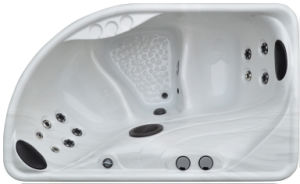 Freestanding Acrylic Pools Hot Tub for Sale (S200) pictures & photos