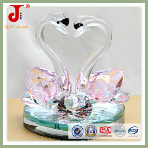 Pink Color Crystal Animal Gifts (JD-CW-106) pictures & photos