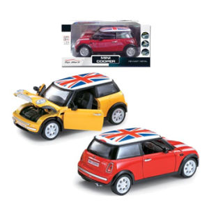 1: 24 Metal Toy Pull Back Die-Cast Car (10242116) pictures & photos