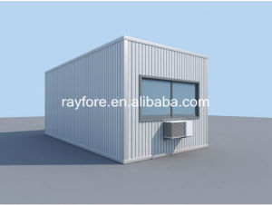 Customized Shipping Container Plat Pack Container Unit in Qingdao Shanghai pictures & photos