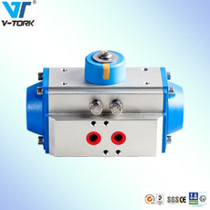 High Qualily Pneumatic Actuator with The Wafer Butterfly Valve pictures & photos