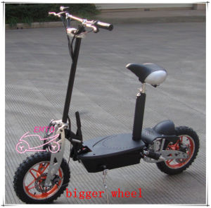 1000watts Foldable Adult Electric Scooter Mini Electric Motorcycle Et-Es17 pictures & photos