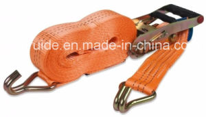 Ratchet Strap En 12195-2/Cargo Lashing Strap/Best Tie Down Strap/Lashing Tie Downs