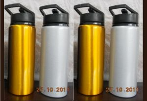 1000ml Eco Friendly Aluminum Drinking Bottle, BPA Free Metal Water Bottle For Sale pictures & photos