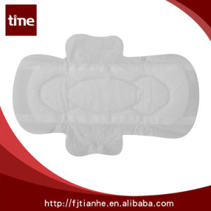 China Good Supplier High Absorbent Cotton Soft Ladies Sanitary Pads pictures & photos