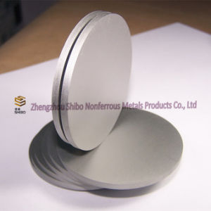 Molybdenum Discs, Best Seller Mo Disks pictures & photos