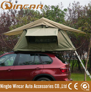 Waterproof Canvas Car Roof Top Tent Camping Car Roof Top Ten