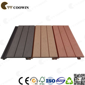 New Design Groove Surface Wood Wall Cladding pictures & photos