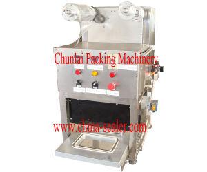 TF Pneumatic Plastic Bucket Sealing Machine pictures & photos
