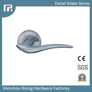 High Quality Stainless Steel Lock Door Handle Rxs06 pictures & photos